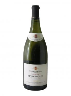 Montrachet Grand Cru Bouchard Père & Fils 2015 Original wooden case of one magnum (1x150cl)