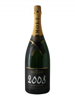 Champagne Moët & Chandon Grand Vintage Brut 2008 Magnum (150cl)