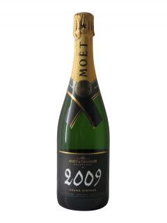 Champagne Moët & Chandon Grand Vintage Brut 2009 Bottle (75cl)