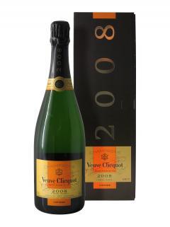 Champagne Veuve Clicquot Ponsardin Brut 2008 Bottle (75cl)