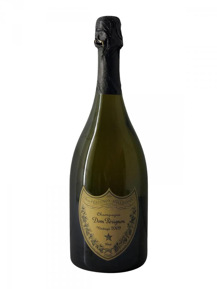 Champagne Moët & Chandon Dom Pérignon Brut 2009 Bottle (75cl)