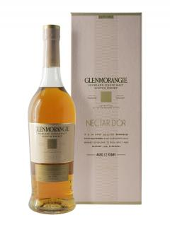 Whisky The Nectar d'Or  Extra Matured Glenmorangie Non vintage Coffret d'une bouteille (70cl)