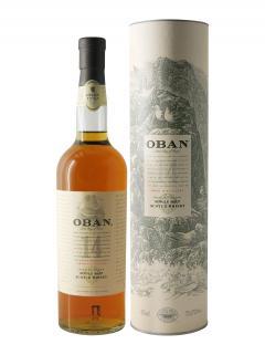 Whisky 14 years Oban Non vintage Coffret d'une bouteille (70cl)