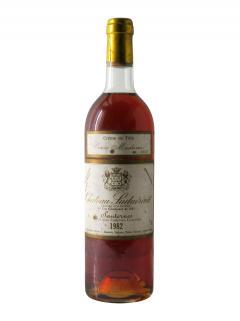 Château Suduiraut Crème de Tête 1982 Bottle (75cl)