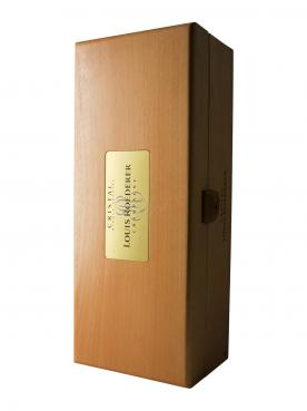 Champagne Louis Roederer Cristal Brut 2006 Original wooden case of one magnum (1x150cl)