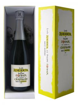 Champagne Louis Roederer Edition Philippe Starck 2009 Bottle (75cl)