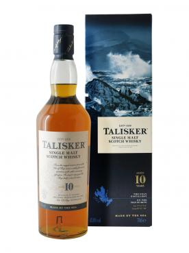 Whisky 10 years Talisker Non vintage Bottle (70cl)
