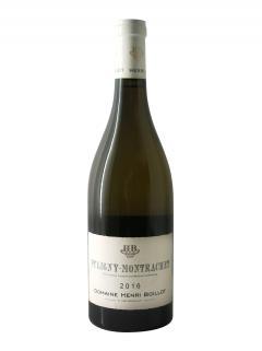 Puligny-Montrachet Domaine Henri Boillot 2016 Bottle (75cl)