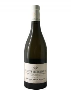 Puligny-Montrachet 1er Cru Clos de la Mouchère Domaine Henri Boillot 2016 Bottle (75cl)