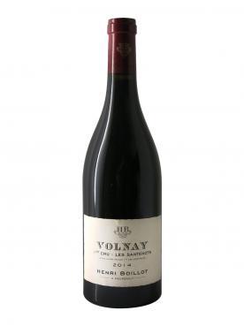 Volnay 1er Cru Les Santenots Domaine Henri Boillot 2014 Bottle (75cl)