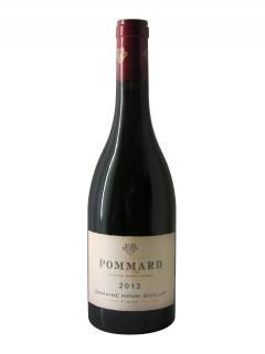 Pommard Domaine Henri Boillot 2013 Bottle (75cl)