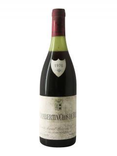 Chambertin-Clos-de-Bèze Grand Cru Domaine Armand Rousseau 1976 Bottle (75cl)