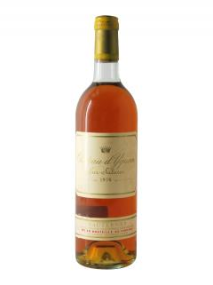Château d'Yquem 1976 Bottle (75cl)