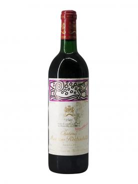 Château Mouton Rothschild 1988 Bottle (75cl)