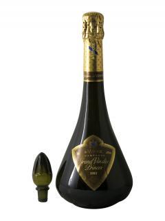 Champagne De Venoge Cuvée des Princes Blanc de Blancs 1993 Coffret d'une bouteille (75cl)