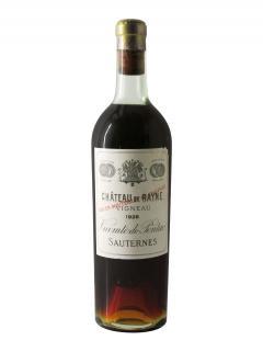 Château de Rayne Vigneau 1926 Bottle (75cl)