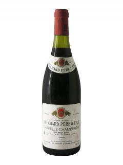 Chapelle-Chambertin Bouchard Père & Fils 1985 Bottle (75cl)