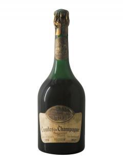 Champagne Taittinger Comtes de Champagne Blanc de Blancs Brut 1953 Bottle (75cl)