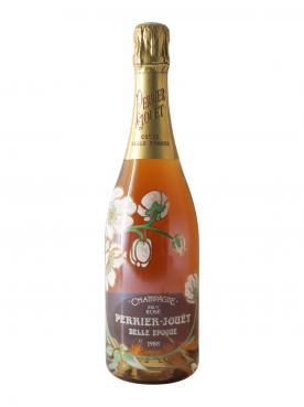 Champagne Perrier Jouët Belle Epoque Rosé Brut 1988 Bottle (75cl)