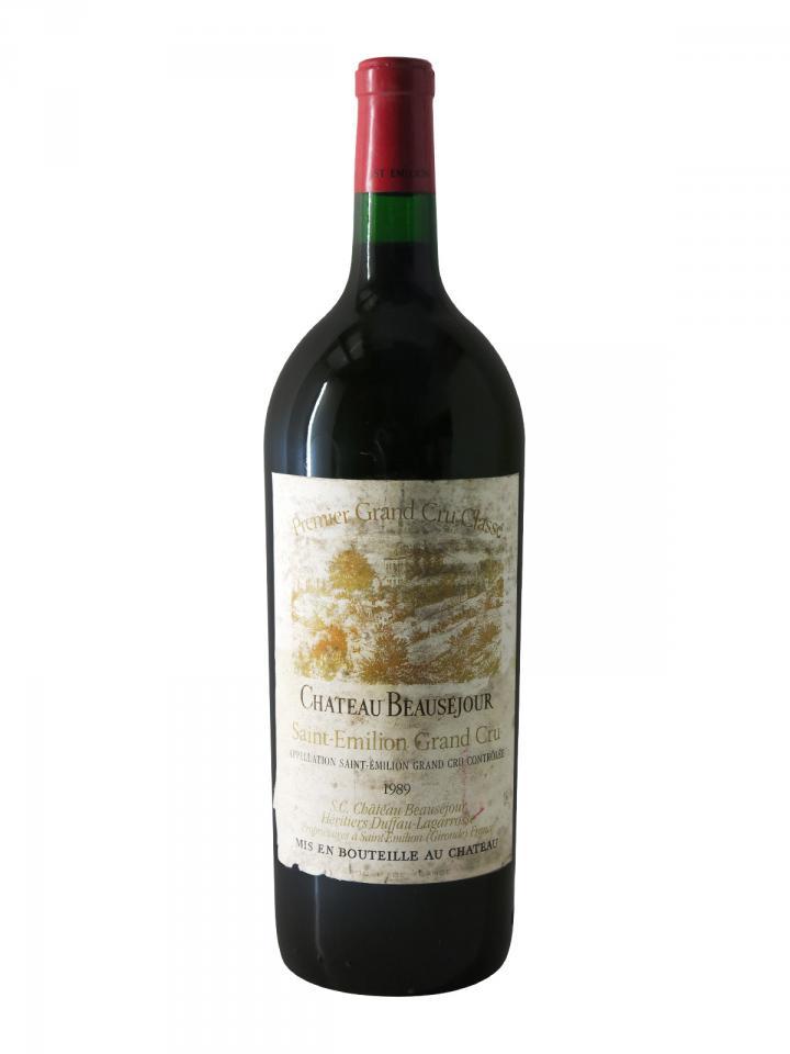 Château Beauséjour Duffau Lagarrosse 1989 Magnum (150cl)