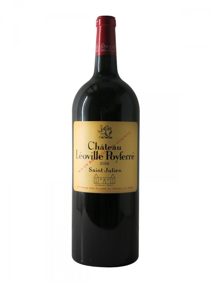Château Léoville Poyferré 2016 Magnum (150cl)