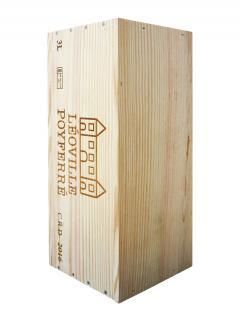 Château Léoville Poyferré 2016 Original wooden case of one double magnum (1x300cl)