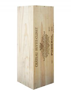 Château Feytit-Clinet 2016 Original wooden case of one impériale (1x600cl)
