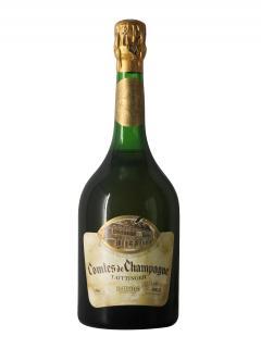 Champagne Taittinger Comtes de Champagne Blanc de Blancs Brut 1961 Bottle (75cl)