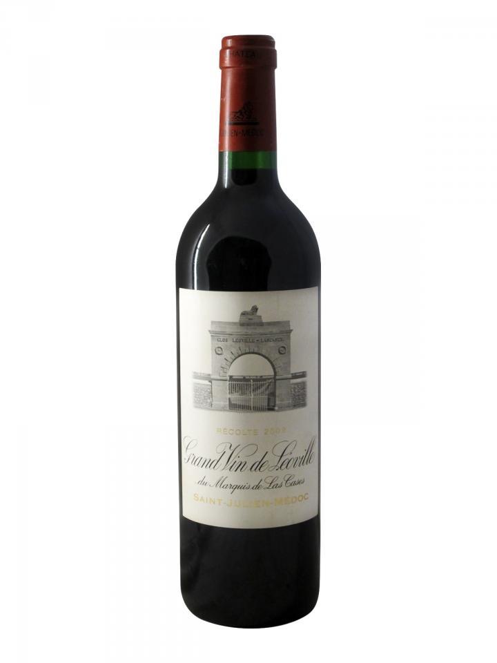 Château Léoville Las Cases 2002 Bottle (75cl)