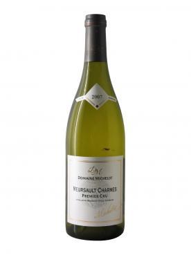 Meursault 1er Cru Charmes Domaine Michelot 2007 Bottle (75cl)