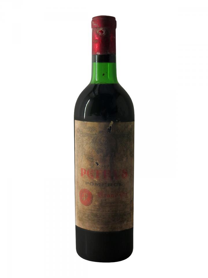 Pétrus 1967 Bottle (75cl)