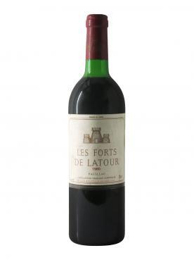 Les Forts de Latour 1980 Bottle (75cl)