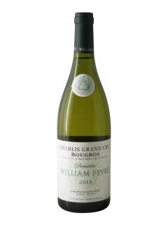 Chablis Grand Cru Bougros William Fèvre 2016 Bottle (75cl)