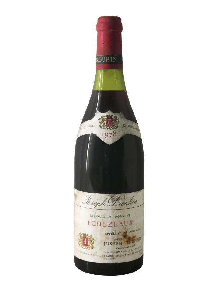 Echezeaux Grand Cru Joseph Drouhin 1978 Bottle (75cl)