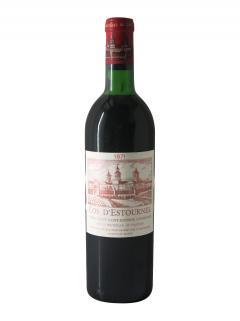 Château Cos d'Estournel 1971 Bottle (75cl)