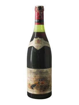 Chambolle-Musigny 1er Cru Les Amoureuses Joseph Drouhin 1974 Bottle (75cl)