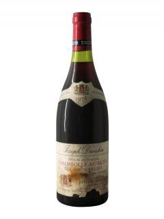 Chambolle-Musigny 1er Cru Les Amoureuses Joseph Drouhin 1978 Bottle (75cl)