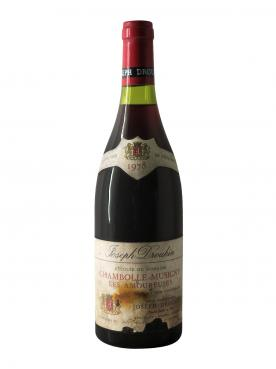 Chambolle-Musigny 1er Cru Les Amoureuses Joseph Drouhin 1978 Bottle (75cl)