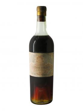 Château Coutet 1921 Bottle (75cl)