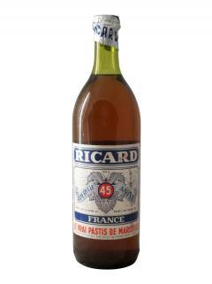 Pastis Ricard Non vintage Bottle (100cl)