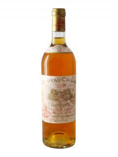 Château Caillou Crème de Tête 1975 Bottle (75cl)
