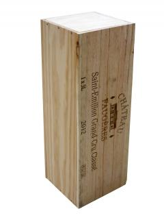 Château Faugères 2012 Original wooden case of one double magnum (1x300cl)
