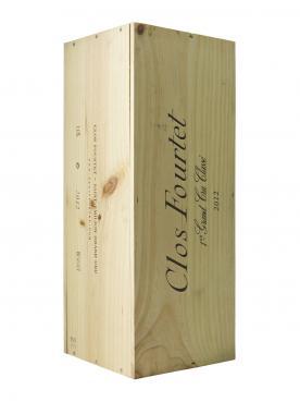 Clos Fourtet  2012 Original wooden case of one double magnum (1x300cl)