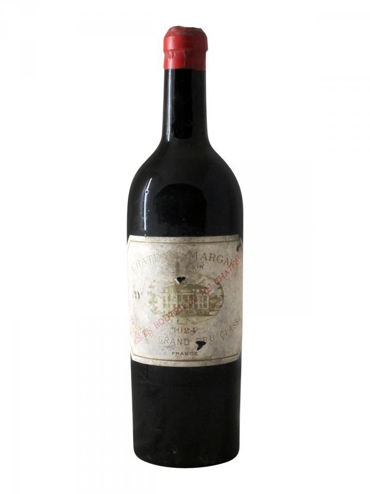 Château Margaux 1924 Bottle (75cl)