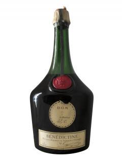 Bénédictine D.O.M Benedictine SA Period 1950's Double magnum (350cl)
