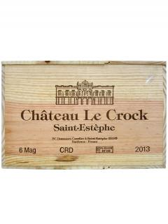 Château Le Crock 2013 Magnum (150cl)