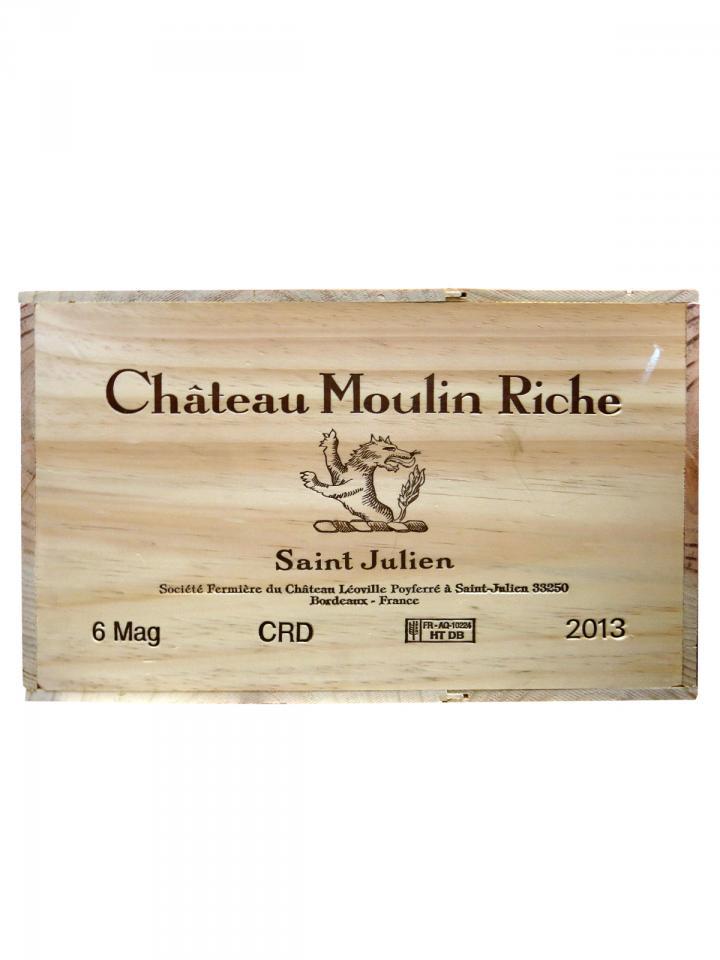 Château Moulin Riche 2013 Magnum (150cl)