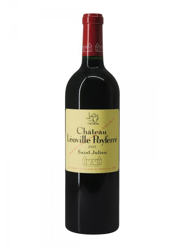 Château Léoville Poyferré 2013 Bottle (75cl)