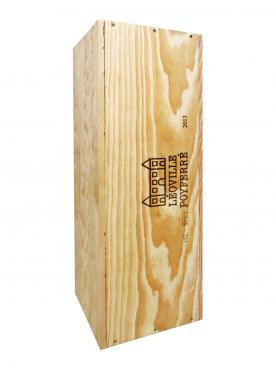 Château Léoville Poyferré 2013 Original wooden case of one nabuchodonosor (1x1500cl)