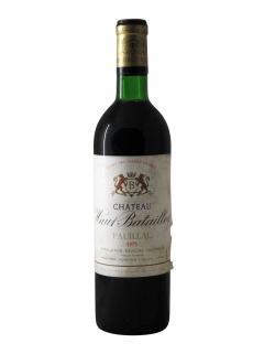 Château Haut-Batailley 1975 Bottle (75cl)
